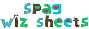 Spag Wiz Sheets