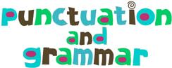 Punctuation & Grammar